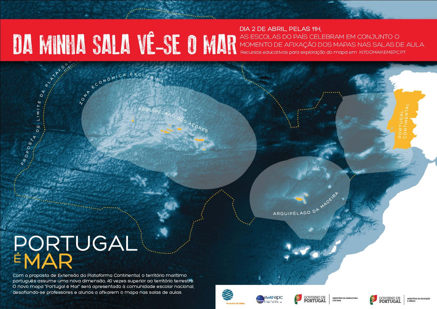 """Portugal É Mar"""