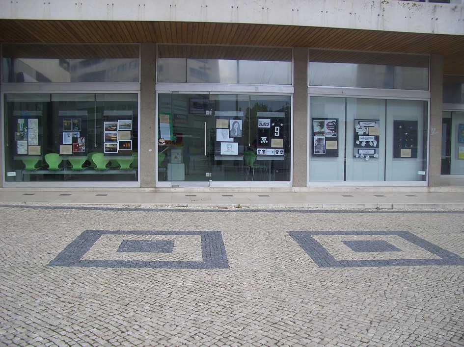 Exposição de trabalhos da Escola Secundária Alfredo dos Reis Silveira, Seixal