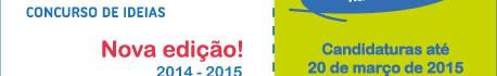 INOVA! - 2014/2015 - Concurso de ideias
