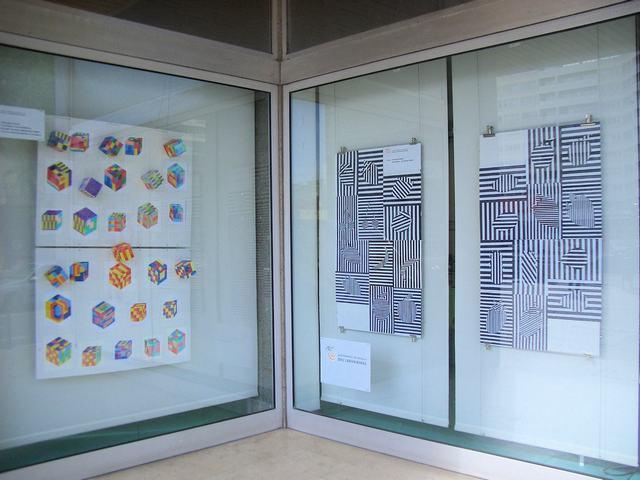 Exposição de trabalhos organizada pelo Agrupamento de Escolas Laranjeiras