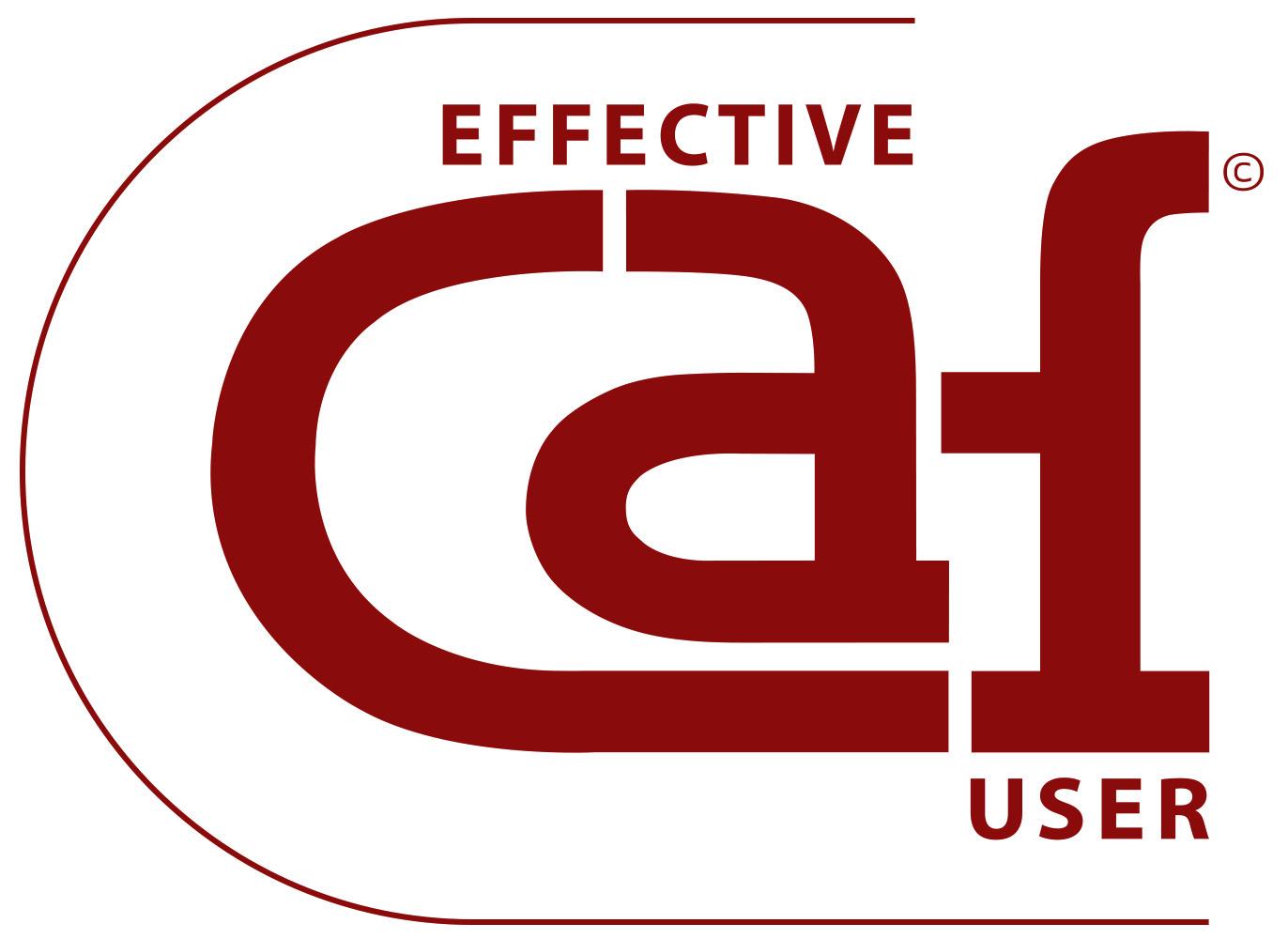 Effective CAF User